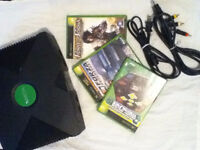 Xbox a vendre - Xbox for sale