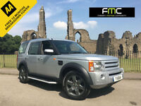 2006 Land Rover Discovery 3 2.7TD V6 HSE Auto 7 Seater **Full Service History**