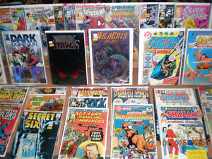 More than 4500 COMIC BOOKS for SALE Cornwall Ontario image 3