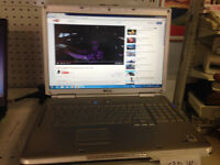Dell Inspiron 1720 C2D 1.83 4Gb 250Gb DVDRW WIN7 149$