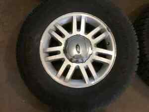 275/65R18 Discoverer MS tires Strathcona County Edmonton Area image 2