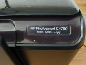 HP photo smart,printer scanner  works fine needs Ink  $20