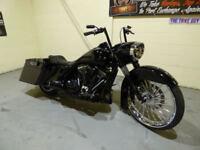 Harley-Davidson Custom Salt City Bagger Pro Build