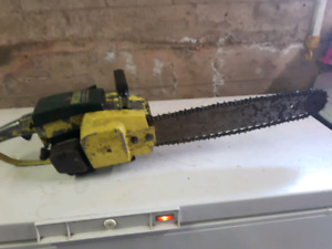 pioneer p-25 chainsaw