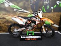 KTM SXF 250 Motocross Bike Clean example