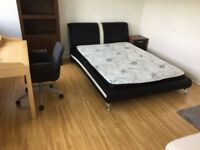 DOuble room situated in Canada Court development just off George Square