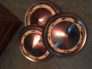 Chevy hubcaps Kitchener / Waterloo Kitchener Area image 1