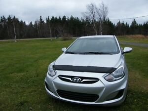 2012 Hyundai Accent Hatchback   34,000 km    $6,100