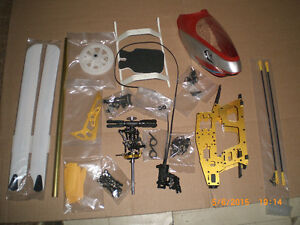 450 Size rc helicopter