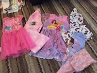 Girls nightwear 2-3