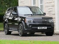 2011 Land Rover Range Rover Sport 3.0 SD V6 HSE (Luxury Pack) 4X4 5dr