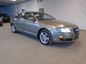 2006 AUDI A6 3.2 QUATTRO! MINT! 2 SETS OF WHEELS! ONLY $11,900!