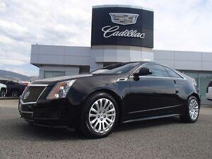 2012 Cadillac CTS Coupe 3.6L SIDI RWD
