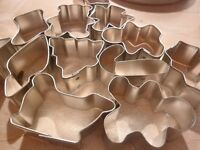 Need cookie cutters