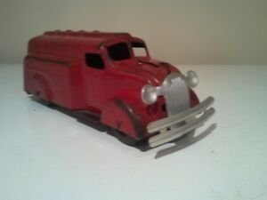 RARE 1935 Streamlined No. 330 tank truck - All Original