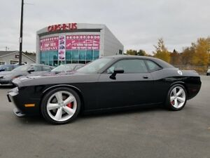 2010 Dodge Challenger SRT8  6 Speed Manual