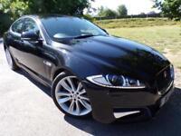 2012 Jaguar XF 3.0d V6 S Portfolio 4dr Auto Parking Aid Pack! Keyless! 4 doo...