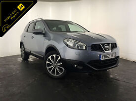 2012 62 NISSAN QASHQAI +2 TEKNA DCI 1 OWNER SERVICE HISTORY 7 SEATS FINANCE PX