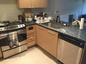 Room for Rent in 2 Bedroom Wesbrook Apartment