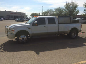 2008 Ford f450 Welding Truck