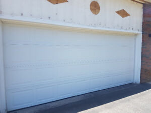 USED GARAGE DOOR FOR SALE!!