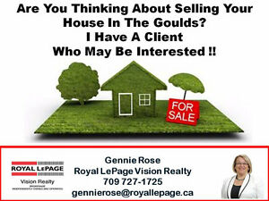 Looking for house in GOULDS