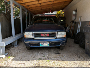 FS: 2002 GMC Sonoma extended bed