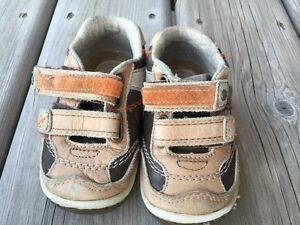stride rite toddler shoes 3 pairs/$30 obo