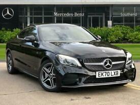 2020 Mercedes-Benz C Class C220d AMG Line Premium 2dr 9G-Tronic Auto Coupe Diese
