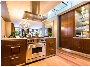 STUNNING DESIGNER KITCHEN FOR SALE!