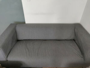 Couch with free coffee table