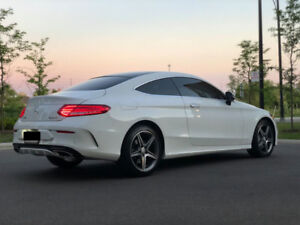 Finance Takeover 2017 Mercedes-Benz  C 300 4MATIC Coupe 2D