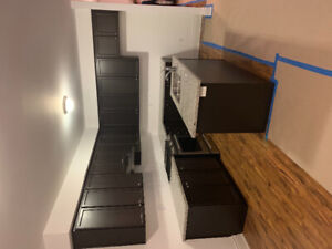 Kitchen cabinets - 3 years old