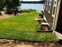 Southern Sask Const.  Landscaping, grading, sod and more!