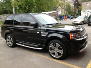 RARE SUPERCHARGED AUTOBIOGRAPHY Range Rover Sport