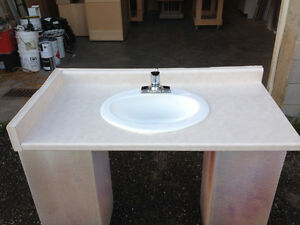 Vanity counter top