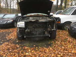 2007 BLACK LINCOLN NAVIGATOR FOR PARTS