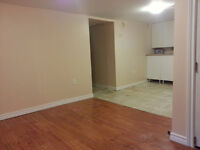 Duplex 2beds Basement Brand new Renovation in Downtown All incle