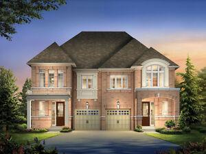 For Rent - Semi-detached 4BR Home - Brampton near GO