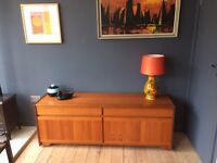 Retro William Lawrence teak sideboard Danish style (free delivery within a three mile radius)
