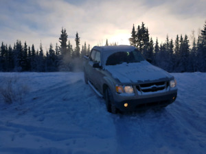 2003 Ford Explorer Trac 4x4