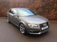 Audi A3 2.0TDI ( 170ps ) 2012MY Black Edition