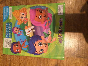 Bubble Guppies Book