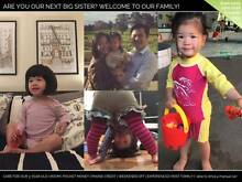 Wanted: Live-in Au Pair / Nanny - June start - Melbourne Mitcham Whitehorse Area Preview