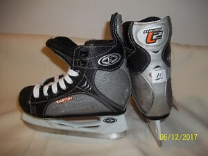 Youth Size 11 Skates (Four Pairs)