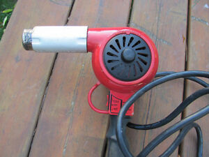 USED COMMERCIAL HEAT GUN