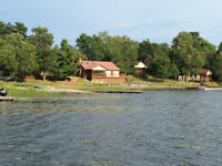 Cottage rentals - 4 beautiful cottages on LaCloche Lake for rent