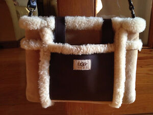 PRICE REDUCED!!! Authentic UGG Messenger/Crossbody Bag