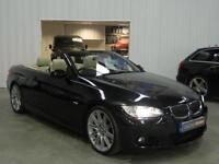 2007 BMW 3 SERIES 335I M SPORT CONVERTIBLE PETROL