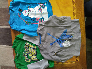 Boys Long Sleeve Lot